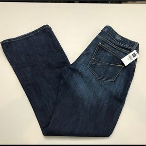GAP Curvy Low Rise Stretch Jeans Size 8 Ankle NWTs